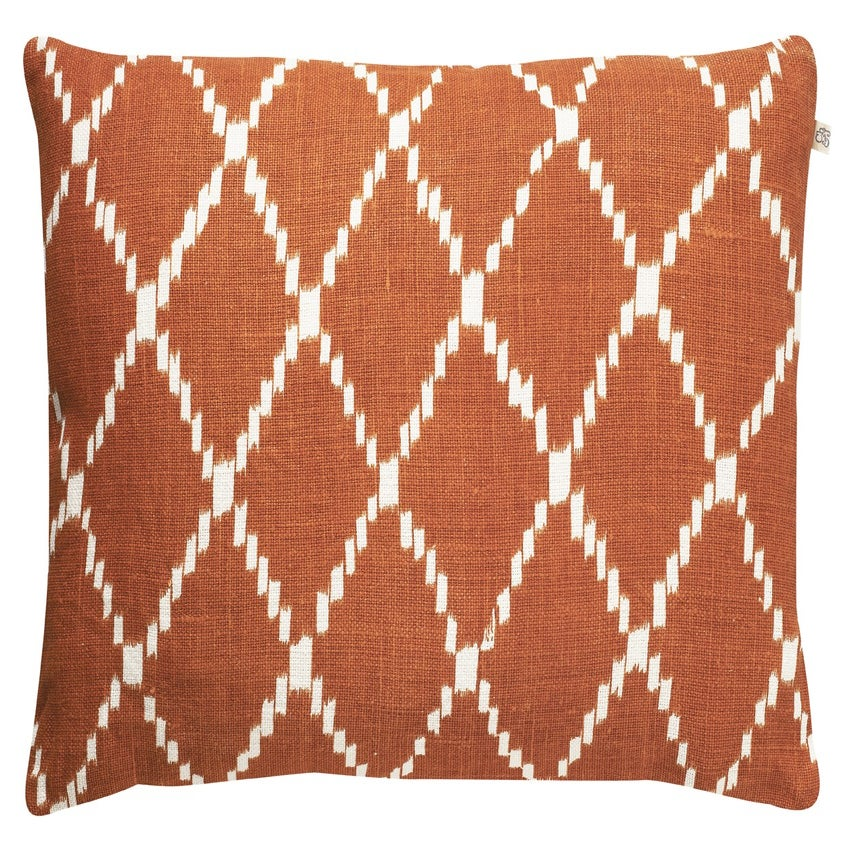 Image of  Chhatwal & Jonsson's Linen Pillow - Orange