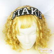 "Image of ""OTAKU"" Headband"