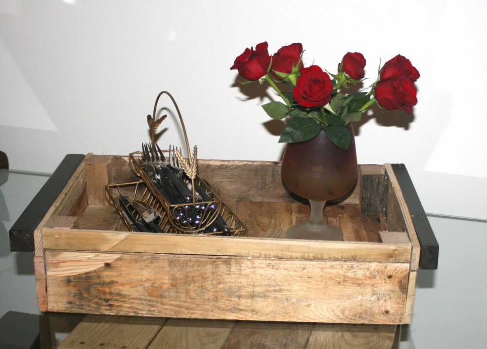 Image of Reclaimed tray