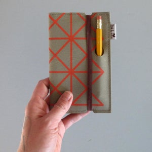 Image of Pocket Notebook with Piano Nobile Print