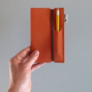 Image of PLAIN Pocket Notebook
