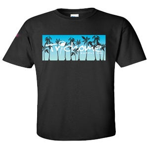 Image of Trichome Supply Co. OG Marijuana Trees T-Shirt In Black
