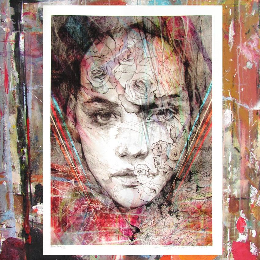 "Image of ""Harmonious Tempest"" Limited Edition Fine Art Print"