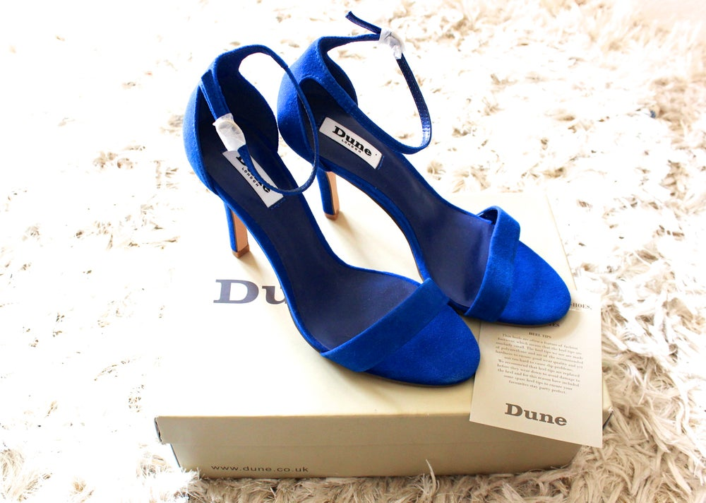 Image of Dune Suede Sandals