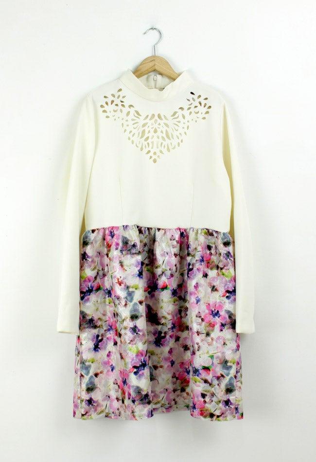Image of OPAL CUT OUT DRESS