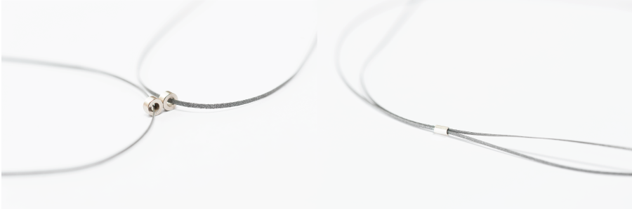 Image of Two Loop Necklace