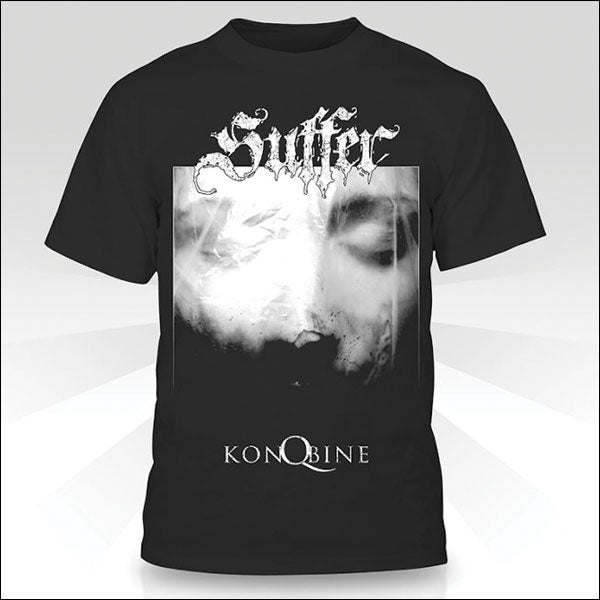 Image of Suffer - konQbine T-Shirt