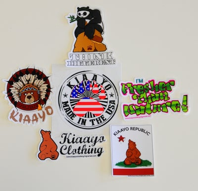 Image of Sticker Pak
