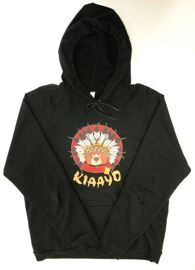 Image of Chief Kiaayo (Black Hoodie)