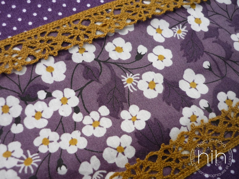 Image of pochette patchwork / les liberty 15