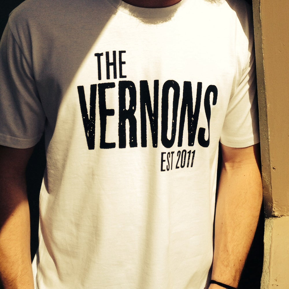 Image of The Vernons EST 2011 Tee