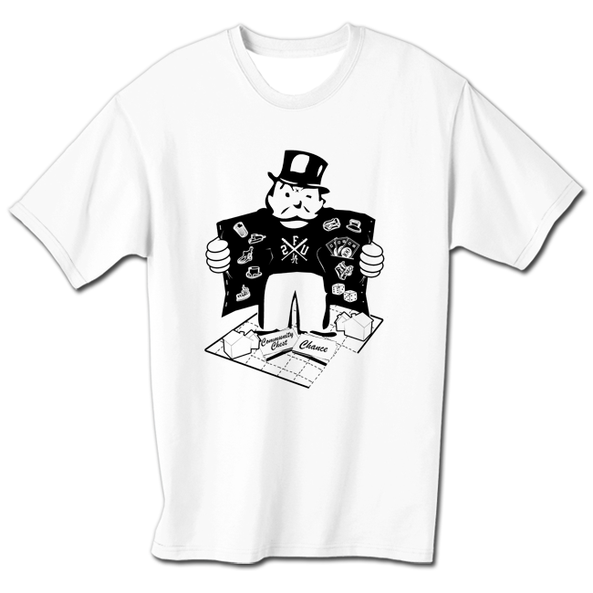 Image of 2FU! Monopoly
