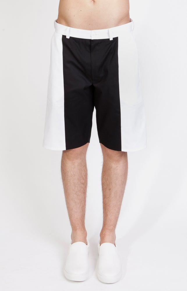 Image of SS Black Balboni Shorts