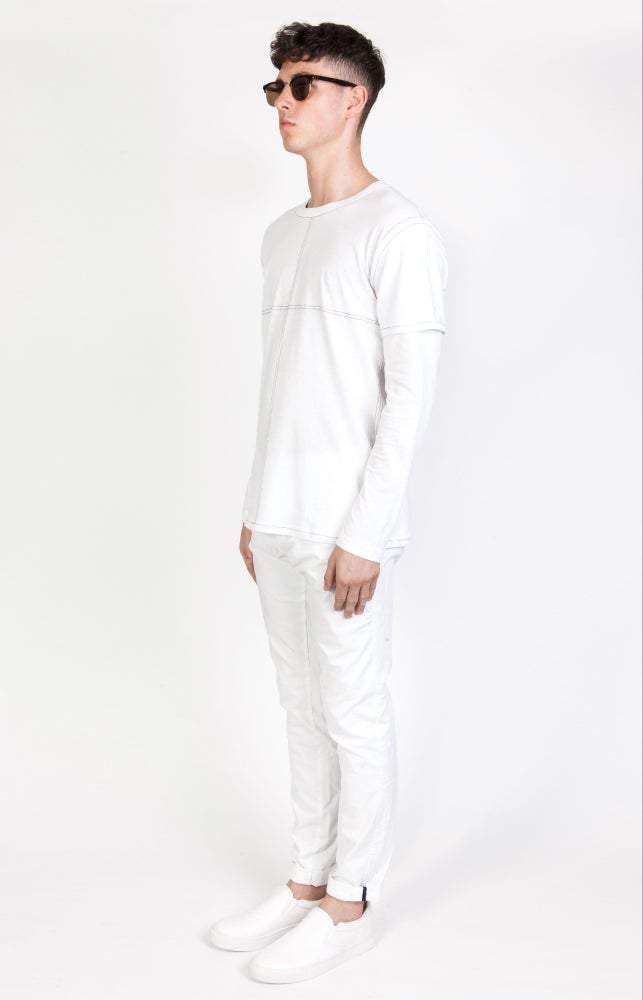 Image of SS Double Sleeve T-Shirt