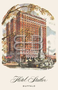 Image of Statler Hotel