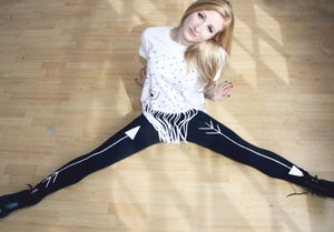 Image of Arrow Leggings