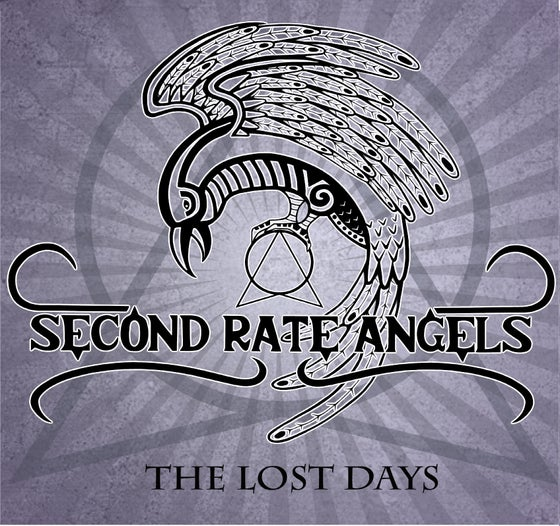 Image of Second Rate Angels - The Lost Days EP (Physical or Digital)