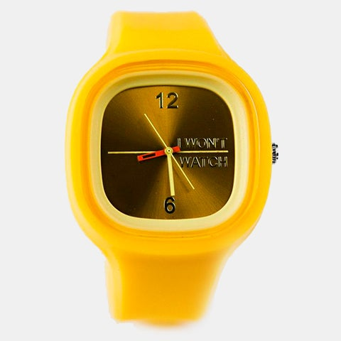 Image of Signature Watch Yellow