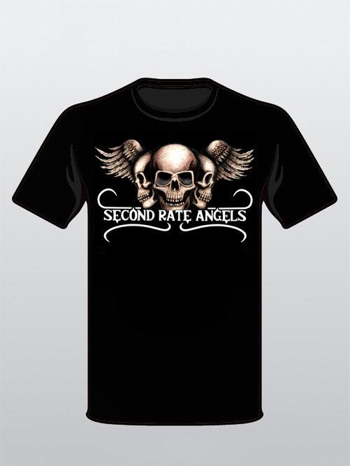 Image of SRA Mens Skull T-Shirt
