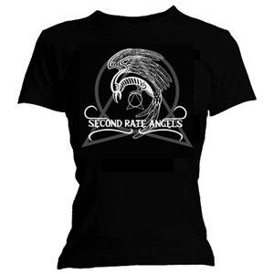 Image of SRA Girls Skinny fit Eagle T-Shirts