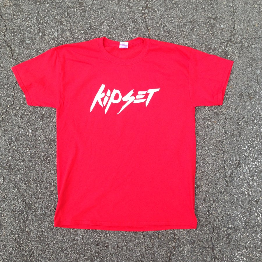 Image of Kipset T-Shirt (Red)