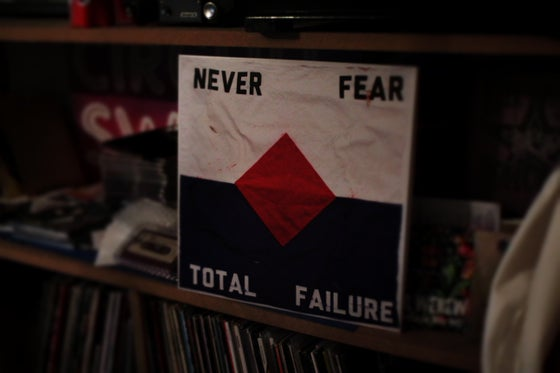 Image of Ghost Twins - Never Fear Total Failure [VINYL]