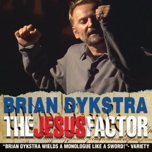 Image of Brian Dykstra THE JESUS FACTOR  DVD