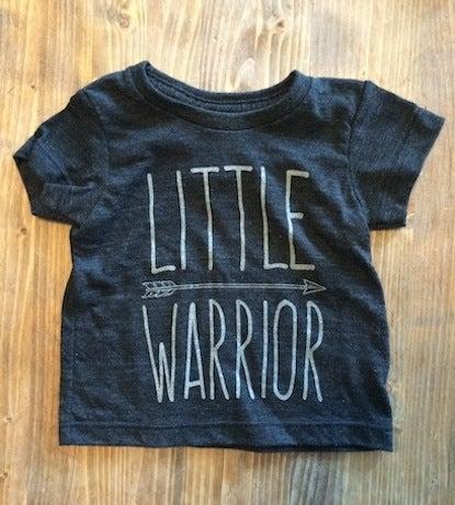 Image of Little Warrior
