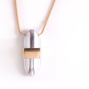 Image of DUALITY POINT PENDANT