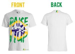 Image of Raise It Up Soccer T-Shirt