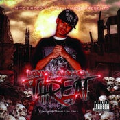 Image of Donnie Menace The THREAT Mixtape