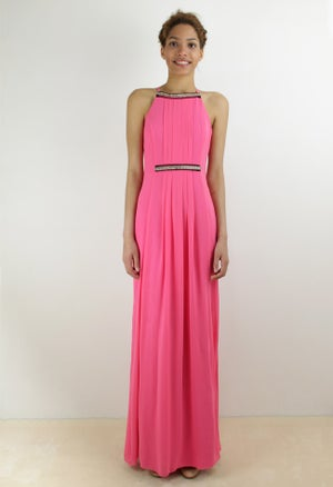 Image of PINK MAXI DRESS