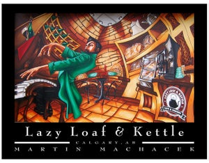 Image of Lazy Loaf and Kettle