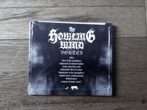 Image of THE HOWLING WIND 'Vortex' cd