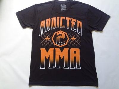 Image of Addicted to MMA-Epic Orange