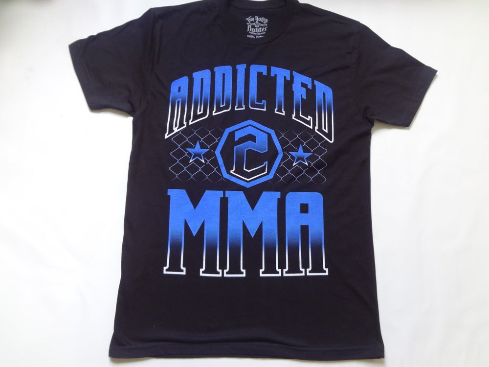 Image of Addicted to MMA-Epic Blue