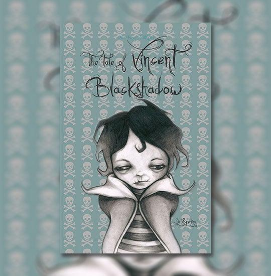 Image of Vincent Blackshadow's Tale