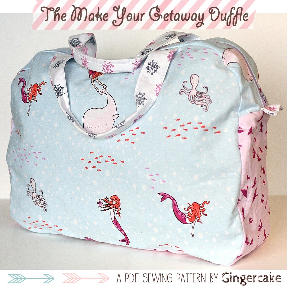 Image of Make Your Getaway Duffle Children and Adult Sizes!