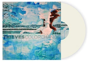 "Image of Colorchange EP 10"" Milky Clear Vinyl"