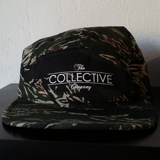 Image of Collective Regal 5-Panel (Tiger Camo)