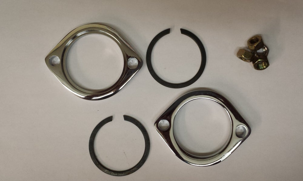 Image of EXHAUST FLANGES