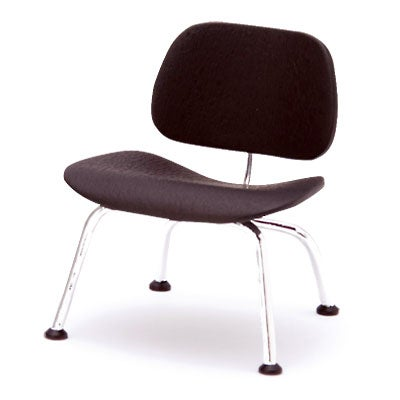 Image of Designer Chairs Miniature – LCM Low side chair. Eames