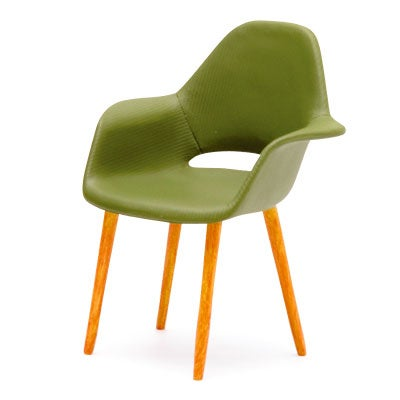 Image of Designer Chairs Miniature – Organic Chair Eames/Eero Saarinen