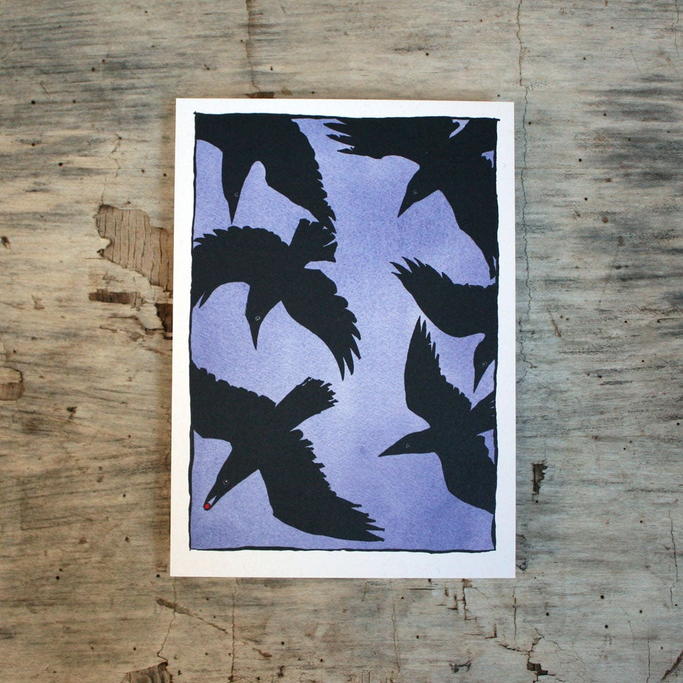 Image of Crow Chase