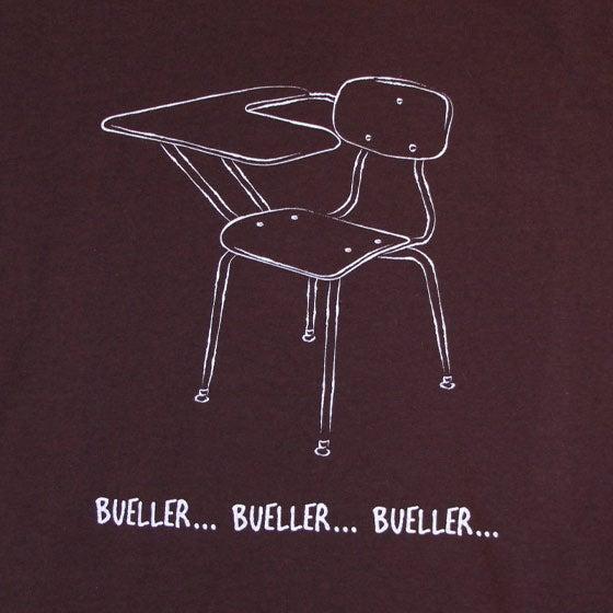 Image of Bueller...