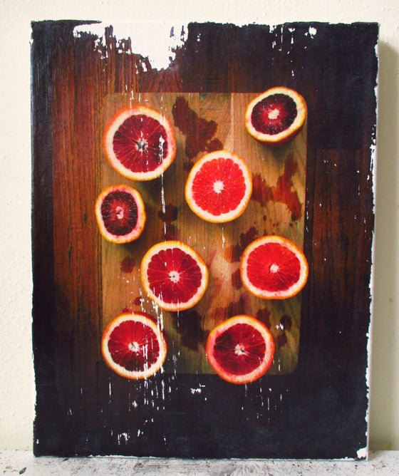 Image of Eat More Blood Oranges