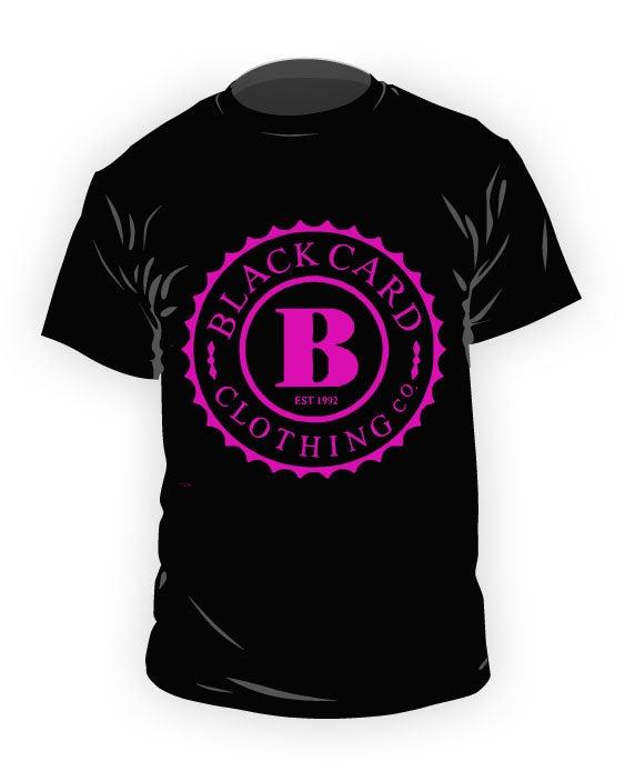 Image of Black/Pink