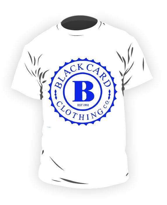 Image of White/Royal Blue
