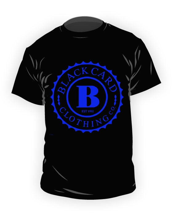Image of Black/Royal Blue