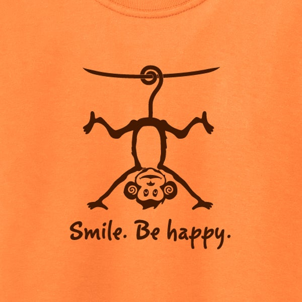 Image of Smile. Be happy.